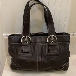 Coach bag - Dark Brown